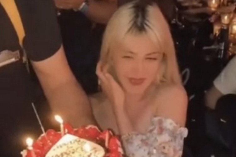 Salgına rağmen doğum günü partisi verdiler