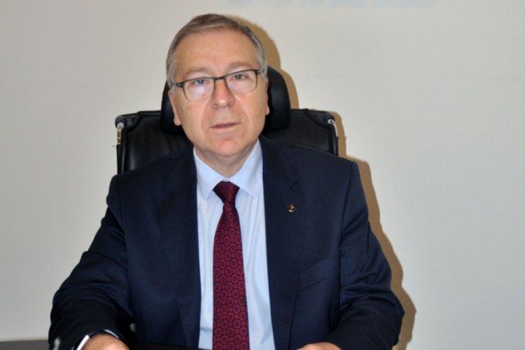 """Bursa Sanayicileri ve İşinsanları Derneği Başkanı: """"Azim ve çalışkanlığın göstergesi"""""""