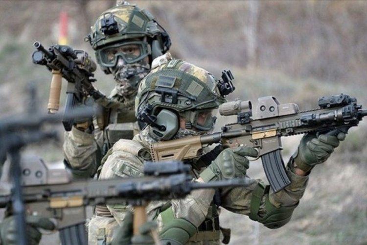 """MSB: """"5 PKK'lı terörist etkisiz hâle getirildi"""""""