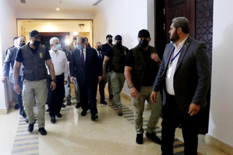 Hamas, Mısır İstihbarat Başkanı Abbas Kamel'i kabul etti