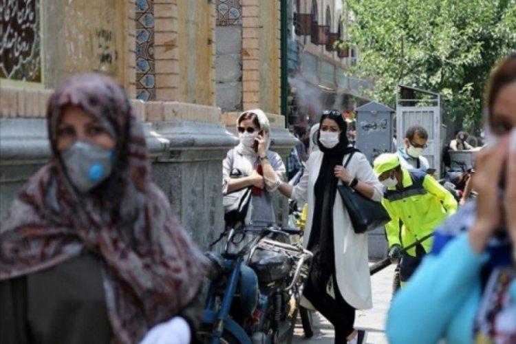 Salgın İran'da 217 kişiyi daha hayattan kopardı