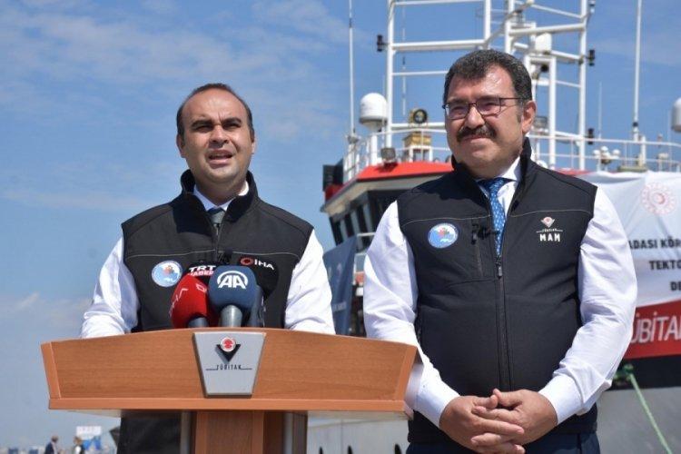 MAM sefere çıktı: Ege Denizi'ndeki deprem riskleri araştırılacak