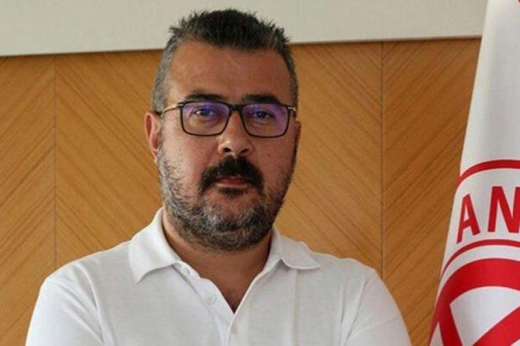 Antalyaspor'un yeni başkanı Aziz Çetin