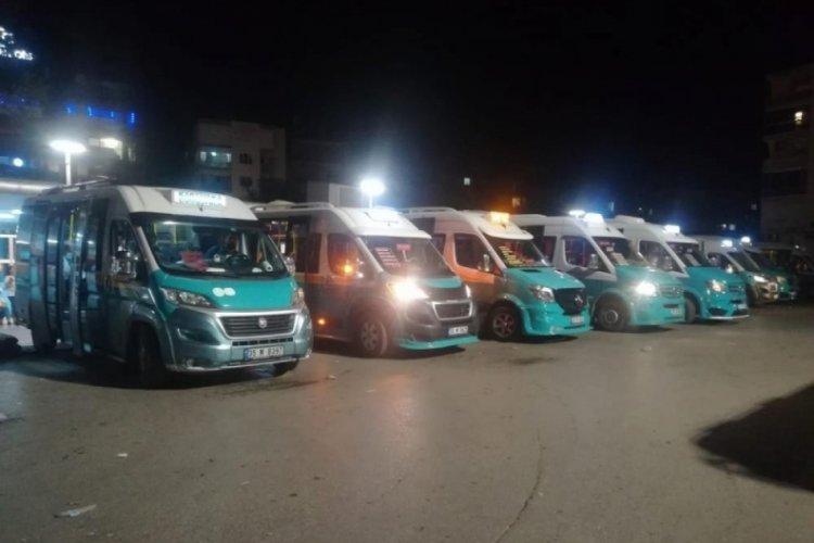 İzmir'de minibüs ücretlerine zam!