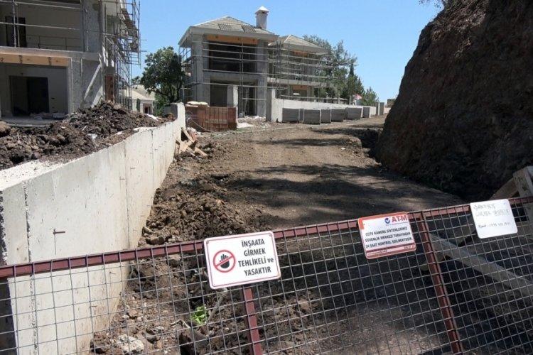 Villa inşaatında çalışan 17 yaşındaki genç, düşerek hayatını kaybetti!