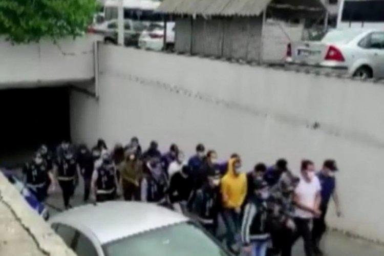 'Ankesör' soruşturmasında Polis Akademisi öğrencisi 16 kişi itirafçı oldu