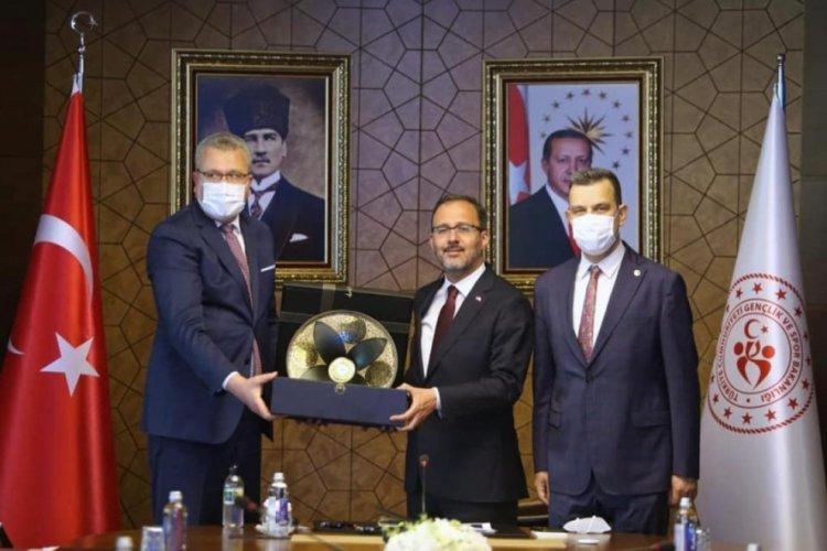 Bursa Karacabey, sportif faaliyetlerde parlamaya devam edecek
