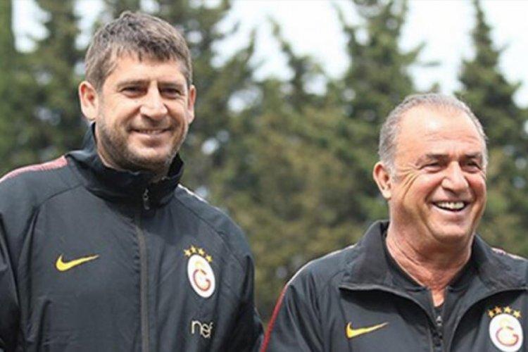 Ümit Davala Galatasaray'a veda etti!
