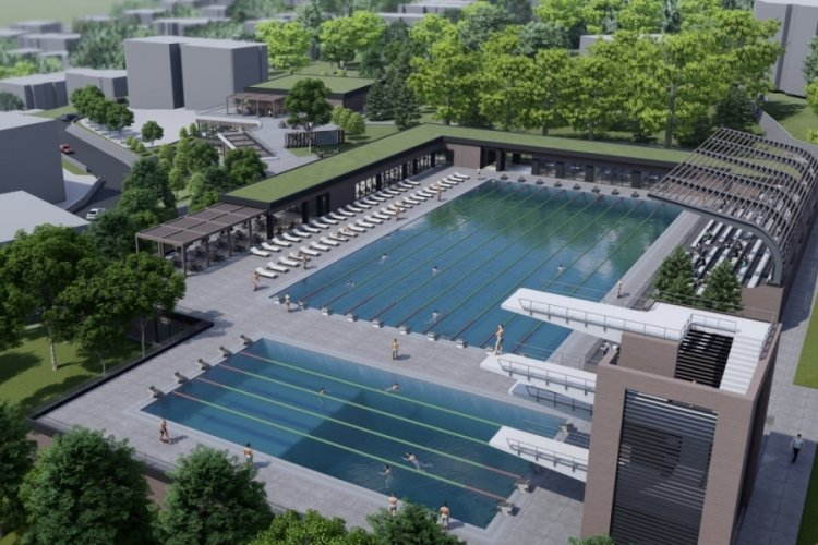 Havuzlupark için Bursa Büyükşehir devrede