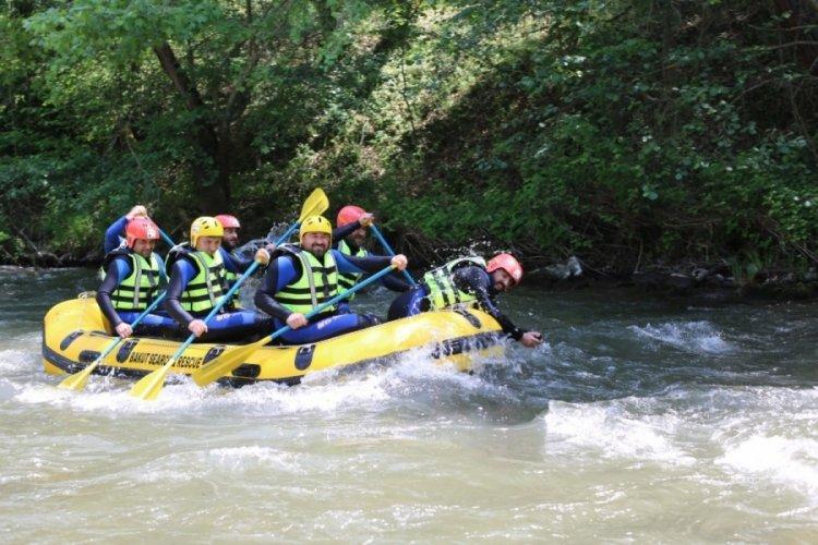 Bursa Orhaneli Rafting Parkuru 5 Haziranda açılıyor