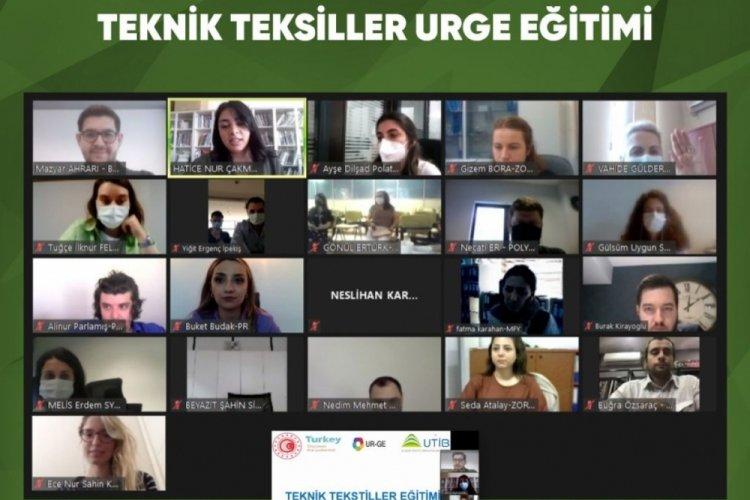 Bursa'da tekstilde yeni rota 'daha akıllı' ürünler