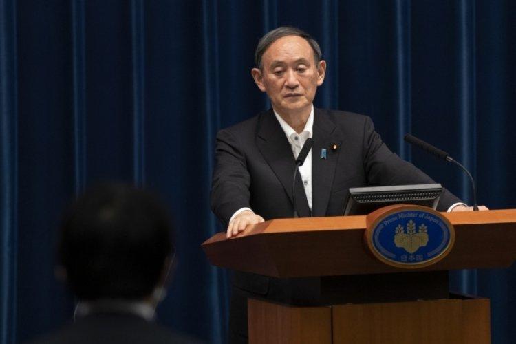 Japonya Başbakanı Suga: Önceliği olimpiyat oyunlarına vermeyeceğim