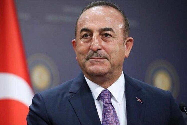 Bakan Çavuşoğlu, NATO Dışişleri Bakanları Toplantısı'na katıldı