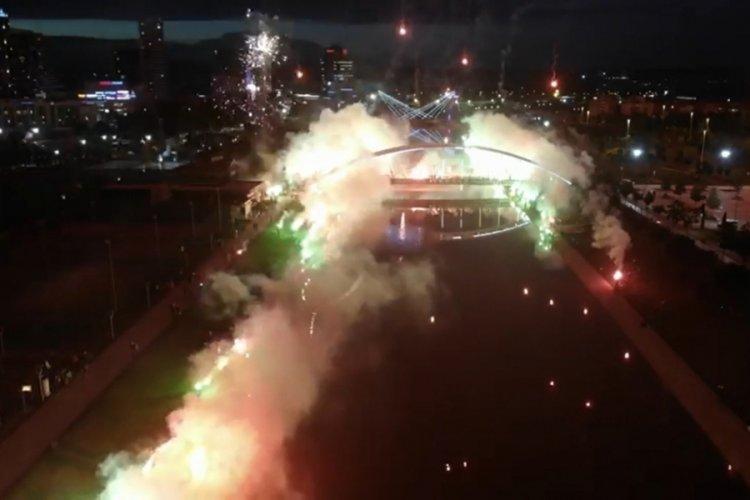 Bursaspor, 58'inci yaşını coşkuyla kutladı