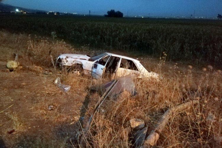 Hatay'da feci kaza: 2 ölü, 5 yaralı