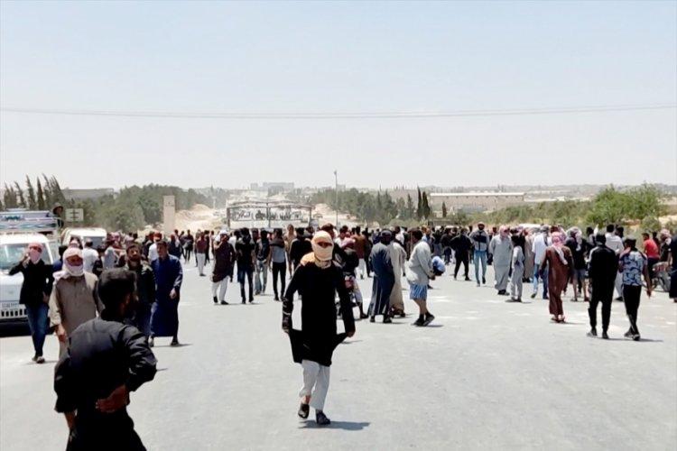 YPG/PKK, Münbiç'te 2 günde en az 8 sivili öldürdü