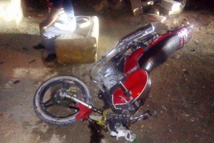 Yine bir motosiklet kazası: 2 kardeş feci şekilde can verdi