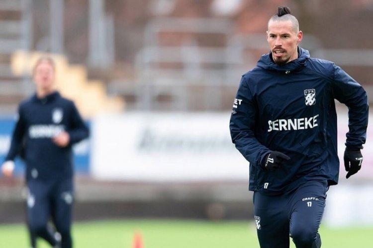 Trabzonspor, Sörloth ve Hamsik'in transferi için vites artırdı