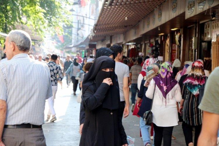 Türkiye nüfusunun yüzde 4,46'sını Suriyeliler oluşturuyor
