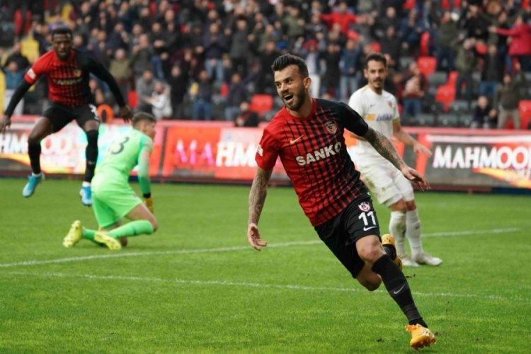 Gaziantep FK'da Güray Vural ile yollar ayrıldı