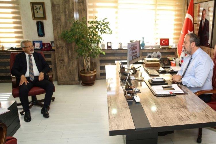 """Bursa Nilüfer Belediye Başkanı Erdem: """"Fadıllı'yı havacılık sporunda dünyaya tanıtmak istiyoruz"""""""