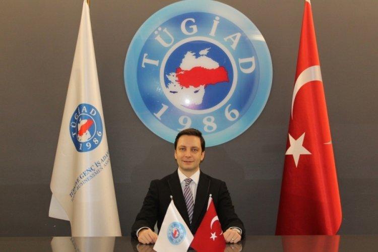 TÜGİAD Bursa Şube Başkanı Parseker: Sürdürülebilir kalkınma için mekânsal planlama şart