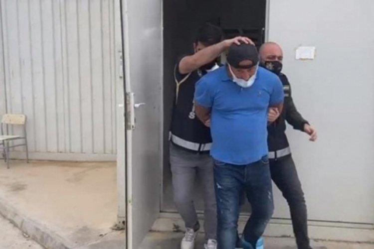 Makedon örgüt lideri gözaltına alındı