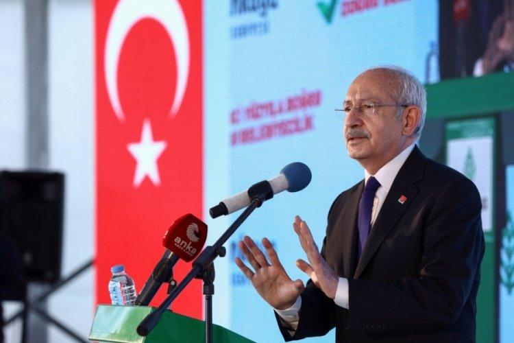 Kılıçdaroğlu'ndan 'millet iktidarı' mesajı