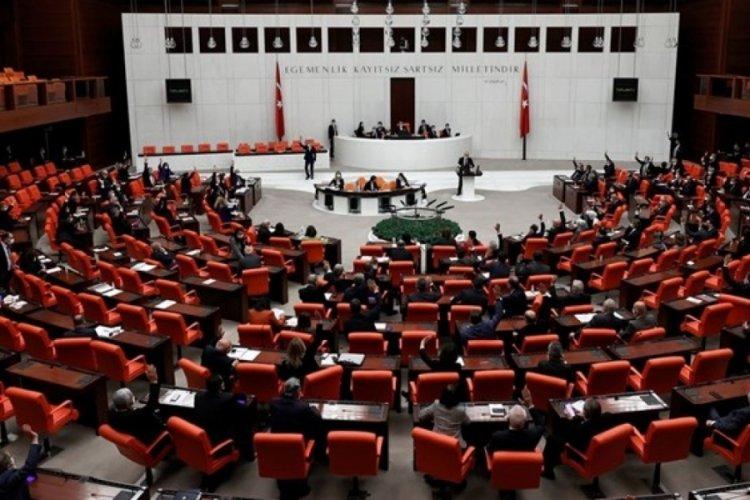 Devlet-mafya-siyaset ilişkileri araştırılsın' önerisi, AK Parti ve MHP oyları ile reddedildi