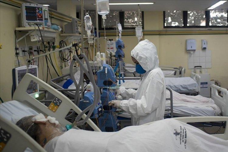 Dünya genelinde Kovid-19'dan iyileşenlerin sayısı 155 milyonu geçti