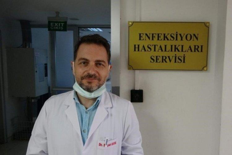Türkiye'de ilk: Hem Covid-19 hem de KKKA hastalığına yakalandı