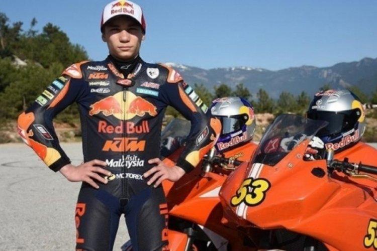 Milli motosikletçi İspanya'da piste çıkacak