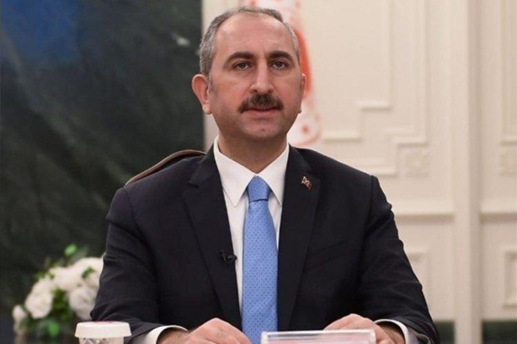 """Adalet Bakanı Gül: """"Gerekçe, hukuk devletinin alametifarikasıdır"""""""