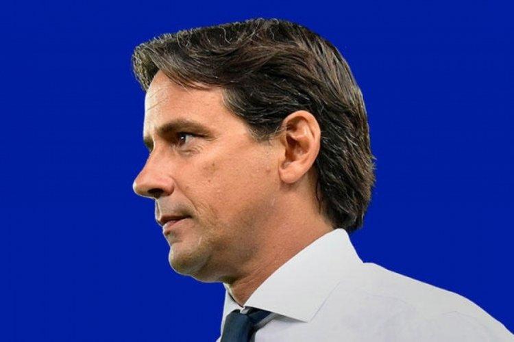 Inter'de Conte'nin yerine Simone Inzaghi geldi
