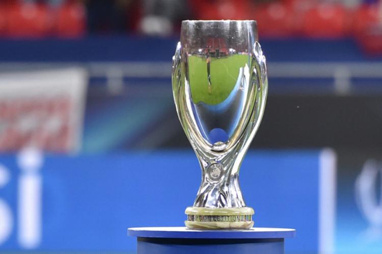 UEFA Süper Kupa maçı Belfast'ta