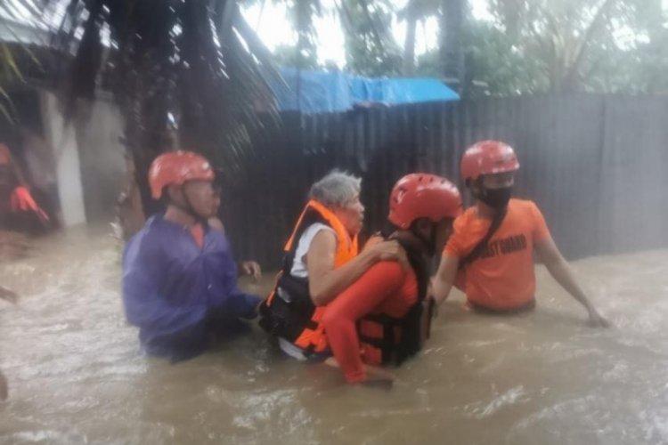 Filipinler'i vuran Choi-wan Fırtınası'nda 8 kişi hayatını kaybetti