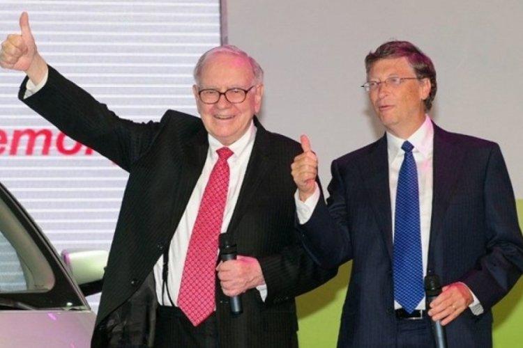 Bill Gates ve Warren Buffet'tan 1 milyar dolarlık nükleer yatırım