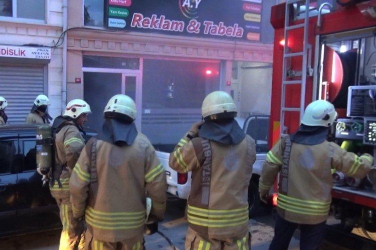 İstanbul'da iş yerinde patlama: Bir kişi öldü