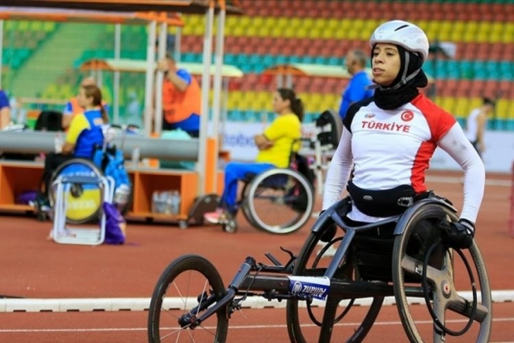 Türk sporculardan Para Atletizm Şampiyonası'nda 4 madalya