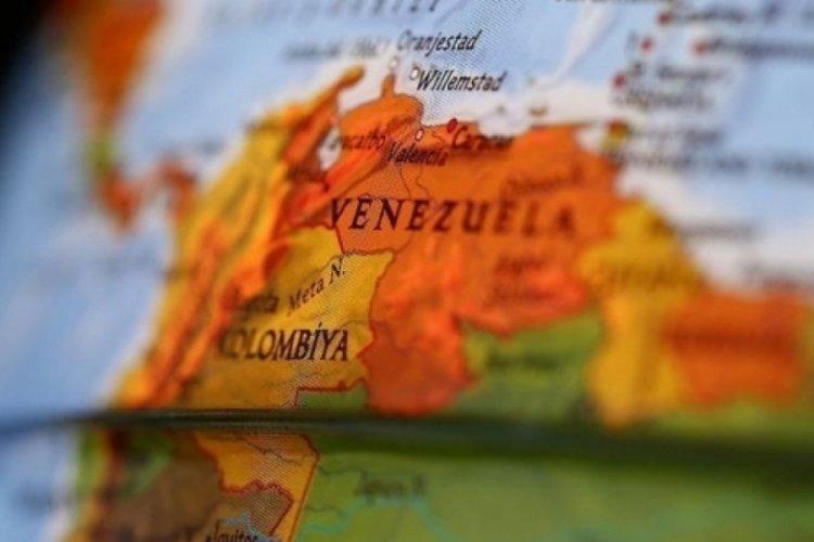 Venezuela'dan Kolombiya'ya sınır tepkisi
