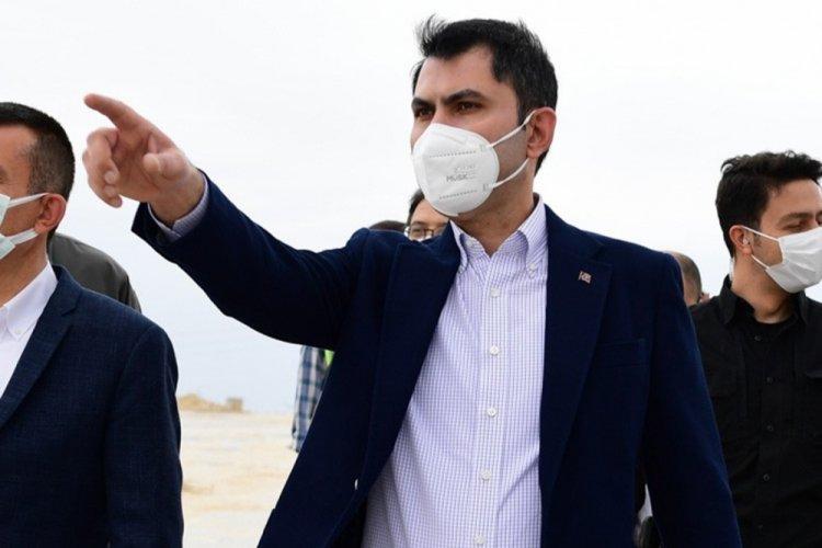 Murat Kurum: İnsanoğlu çevreyi ihtiyacından fazla tüketti