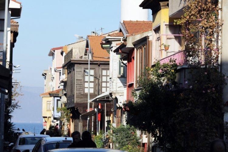 Bursa Mudanya kentsel sit planları askıya çıktı