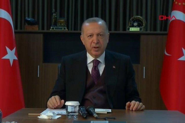 Erdoğan'dan Denizkurdu Tatbikatı'nda flaş mesajlar