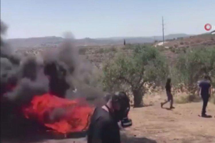 İsrail askerlerinden müdahale: 113 Filistinli yaralandı