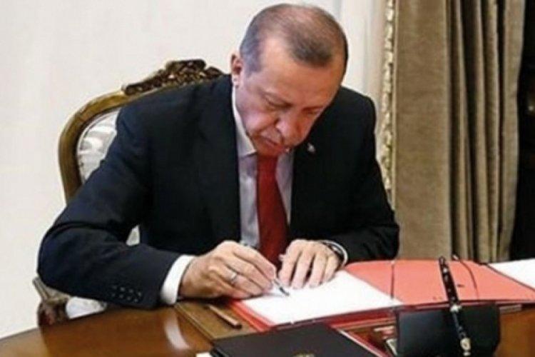 Erdoğan imzaladı: Üç yeni atama