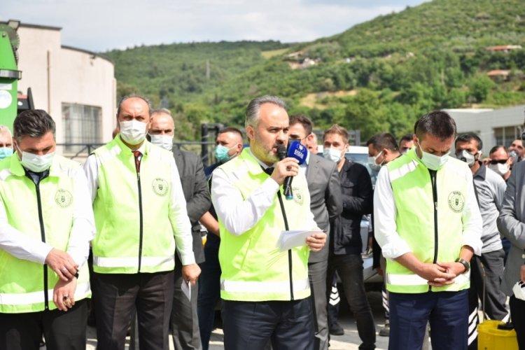 Bursa'nın 'Sineksavar Timi' mücadele için iş başında