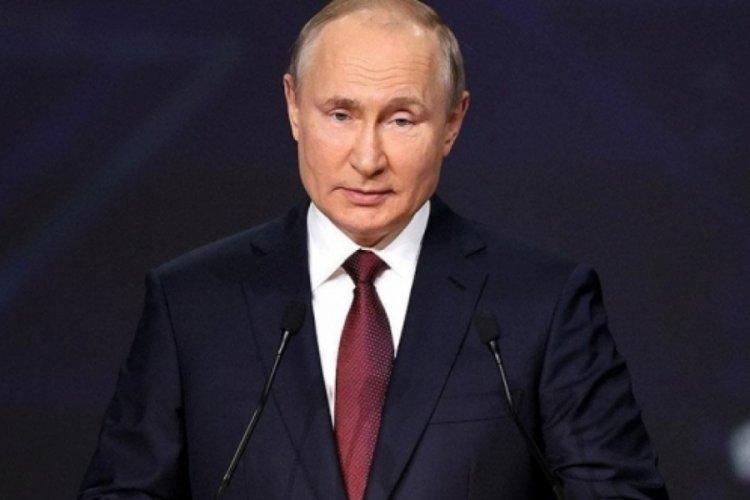 Putin, ABD'ye seslendi: 'Bindiğiniz dalı kesiyorsunuz'
