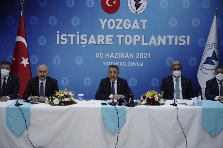 'Ankara-Sivas YHT hattı, 1 yıl içinde çalışacak'