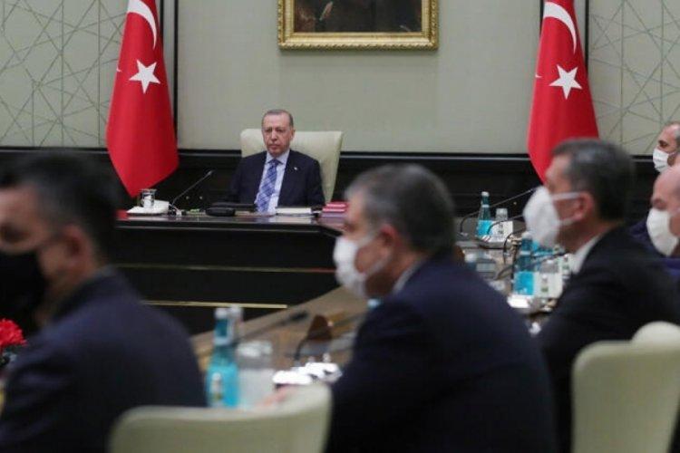 Kabine Toplantısı'nın tarihi erkene alındı