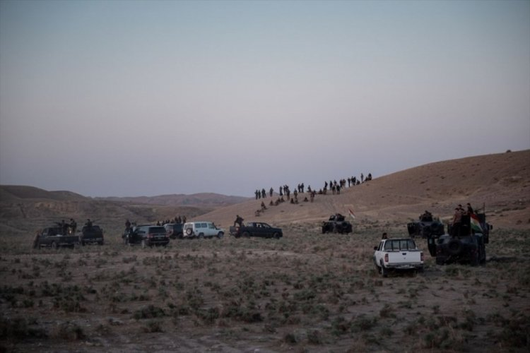 Irak'ta Fransa destekli DAEŞ operasyonu